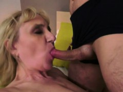 Horny Granny Get Banged By Boy