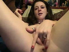 Pumped Up Pussy Toyed Around With