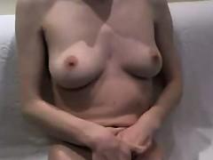 Teen Cutie Masturbating