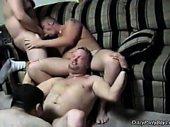 Very hot and nasty guys are so funny to watch while they