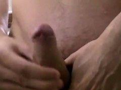 Gay guys Cute Uncut Boy Squirts And Soaks